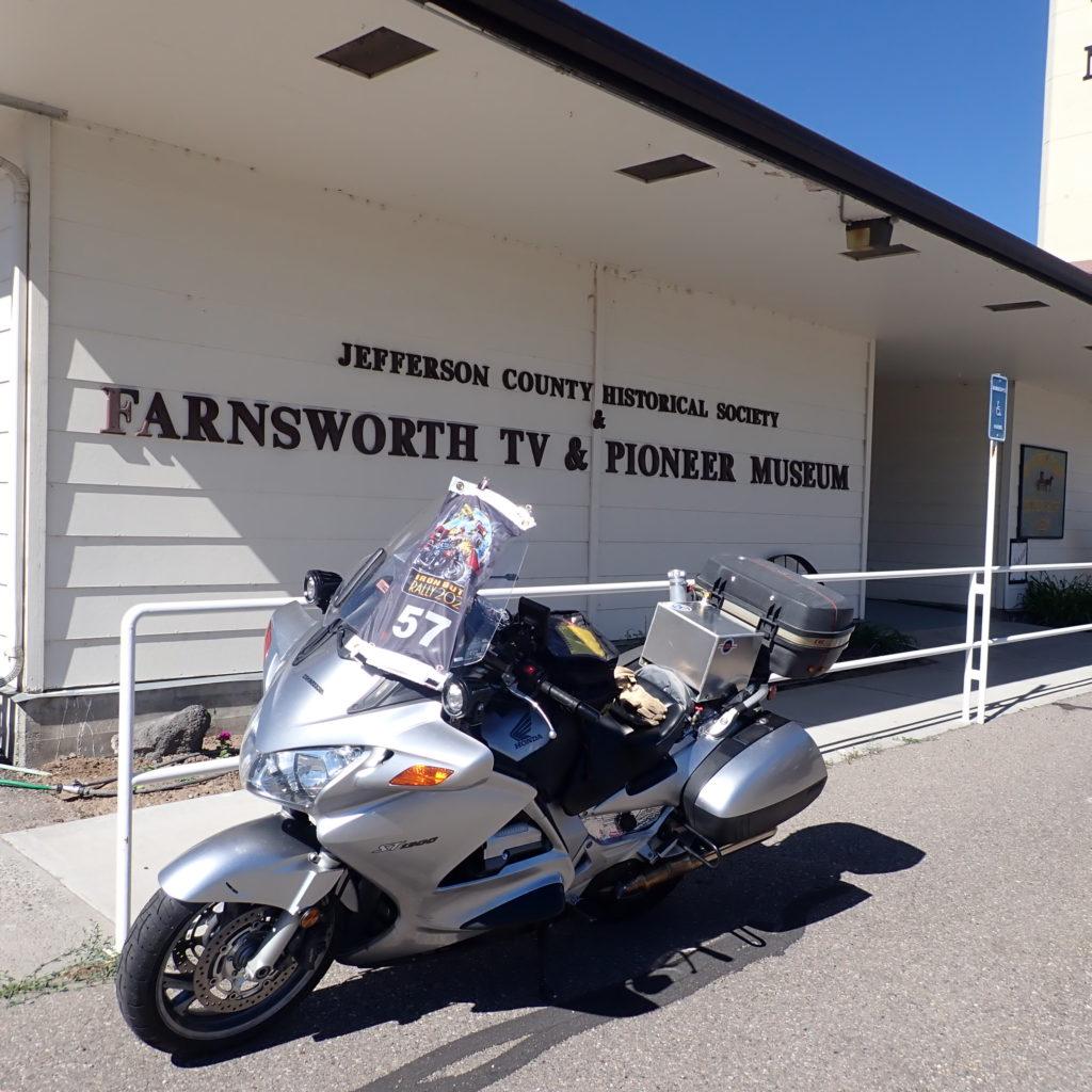 Farnsworth TV and Pioneer Museum