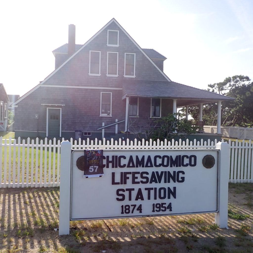 Life Saving Station Rodanthe, North Carolina