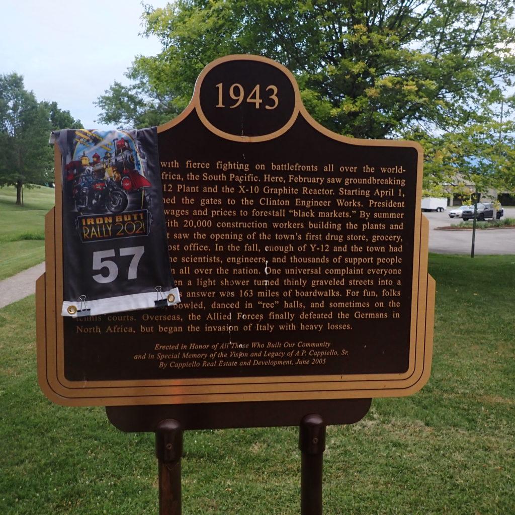 Y12 Oak Ridge Tennessee